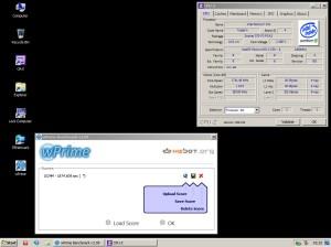 wPrime Pentium 3-S Tualatin 1.74GHz dual CPUs.